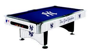 Imperial International Pool Table Yankees Tables New York Yankees Table Yankees Table New York