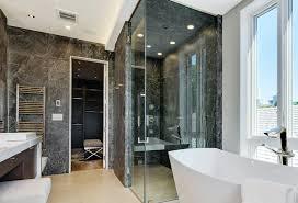 custom glass shower doors installation in chicago area