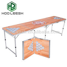 fold up beer pong table cheap fold up beer pong table buy cheap beer pong table aluminum