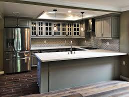 Anaheim Kitchen Cabinets by Gray Raised Panel Kitchen Cabinet Kitchen Cabinets South El