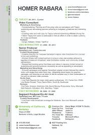 video resume script resume for your job application