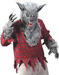 wolf halloween costume for men werewolf man teen wolf twilight jacob mens horror wolf halloween