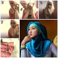tutorial pashmina dian pelangi tutorial hijab paris segiempat dian pelangi hijaber modis