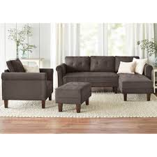 Walmart Leather Sofa Bed Sofa Modern Look With A Low Profile Style With Walmart Sofa Bed