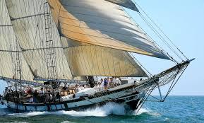 tall ship adventure aboard californian maritime museum of san diego
