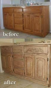 Diy Paint Kitchen Cabinets White Painting Oak Kitchen Cabinets White Gold Interior Design