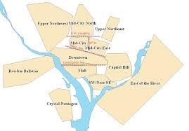 Capital Bike Share Map Where Are Capital Bikeshare Riders Going Part 4 Jdantos