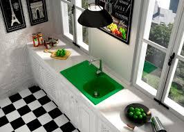 code couleur cuisine code couleur comment décorer une cuisine verte poalgi