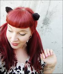 five fun and easy hairstyles for rockabilly girls