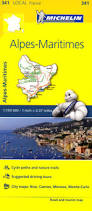 Monaco France Map by 341 Alpes Maritimes Michelin Local Map France Maps Where Are