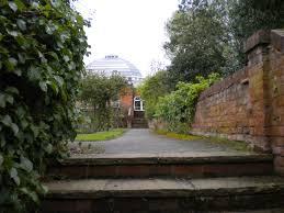 hidden london avery hill winter garden where robert mitchum
