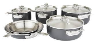 spirit halloween johnston ri viking 10 piece stainless steel cookware set u0026 reviews wayfair