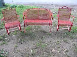 1960s Patio Furniture 19 Best Patio Vintage Furniture Images On Pinterest Wrought Iron