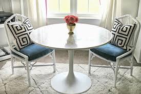 diy faux marble tulip table burlap u0026 lace bloglovin u0027