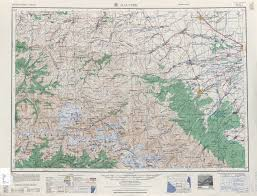 Map Eastern Europe Eastern Europe Ams Topographic Maps Perry Castañeda Map