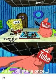Tube Meme - arko hou lube tube aaa dijiste la once v meme on me me