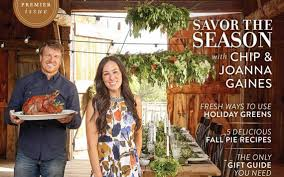 a first look at chip and joanna gaines u0027 magazine u0027the magnolia