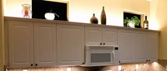 how to put lights above cabinets above cabinet led lighting using led modules diy led projects