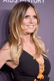 ombre style for older woman 15 hot heidi klum hairstyles sexy hair at any age