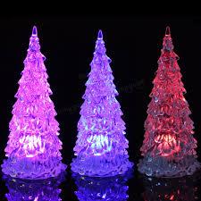colorful led mini light tree
