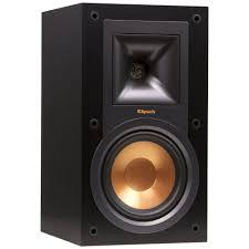 klipsch home theater speakers klipsch r 15m reference bookshelf monitor speaker pair walmart com