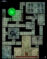 Tomb Of Horrors Map Tg Traditional Games