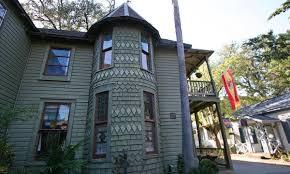 Queen Anne Style Home Instragram Worthy Architecture In St Augustine Visit St Augustine