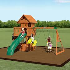 Swing Set For Backyard by Champcraft