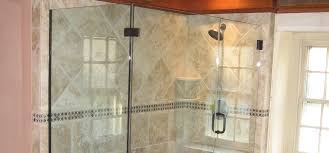 Shower Door Repair Service by Glass U0026 Mirror Services In Telford Lansdale Quakertown And
