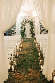wedding arch nashville kristin dillon joyful christmas wedding rosemary finch