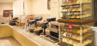 Grand America Breakfast Buffet by Waikiki Restaurants Embassy Suites Waikiki Beach Walk