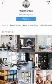 home design hashtags instagram interiors lifestyle hashtags to use for your business press loft