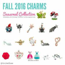 Charms For Origami Owl Lockets - best 25 origami owl fall ideas on origami owl new