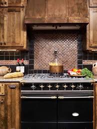 Copper Tile Backsplash Houzz - Copper tile backsplash