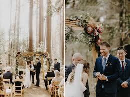 free spirited boho inspired wedding in yosemite national park