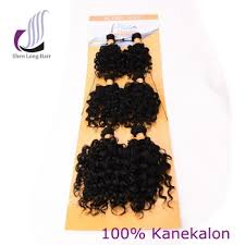 packs of kanekalon hair one pack solution full head factory price 100 kanekalon synthetic
