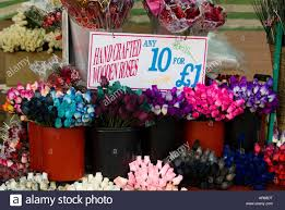 roses for sale handcrafted wooden roses on sale with price tag manchester city