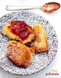 cuisine polonaise recettes les blinis polonais racuchy cuisine polonaise polonais et