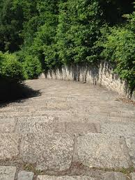 Death Stairs by Mauthausen Concentration Camp The Stairs Of Death Philadelphia