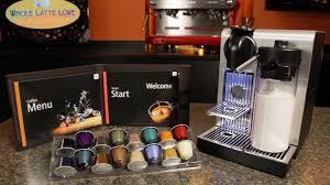 pro machine delonghi nespresso lattissima pro overview
