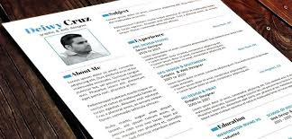 creative resume template word free download u2013 inssite