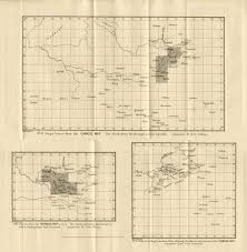 Chinese Map Tibet And China Pre 1899 Mcadd Pahar