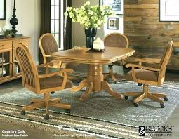 kitchen table with swivel chairs kitchen table with swivel chairs round dining table set for 6