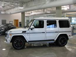 mercedes jeep white benzblogger g class