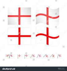 england flags stock illustration 189819041 shutterstock