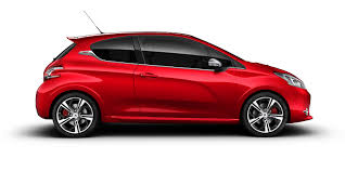 where is peugeot made peugeot 208 gti review carwow
