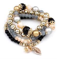 bead bracelet crystal images Crystal beaded bracelets bracelets house jpg