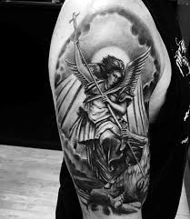 michael angel tattoo designs for males tatoo pinterest