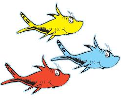cut outs dr seuss 1 fish 2 fish cutouts birthdayexpress