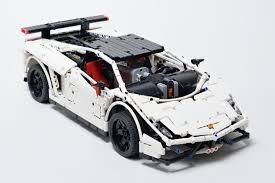 technic lamborghini aventador moc 3918 lamborghini gallardo super trofeo stradale technic